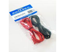 DSAWG10 10 Gauge wire red&black 1 metre