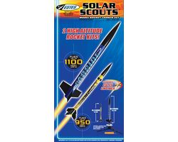 EST-1475X LAUNCH SET KIT SOLAR SCOUTS w/o ENG TR QB M+R