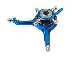 MH-MSR012SEB Precision cnc aluminum swashplate se (blue)