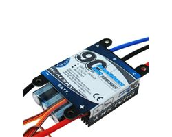 DSXC9036HV Dualsky esc 90a 2-12s lipo for airo/heli