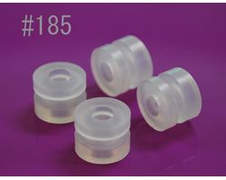 0185 Silicone grommet 90fs