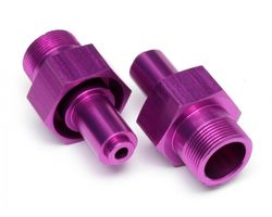 HPI-86465 24mm Front Hex Hub Purple