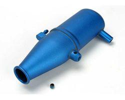 38-5342 Tuned pipe alum. blue (AKA TRX5342)