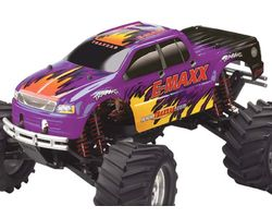38-3911-4 Body emaxx purple (AKA TRX3911-4)
