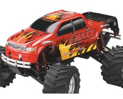 38-3911-2 Body emaxx red (AKA TRX3911-2)