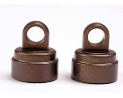 38-2667 Shock caps aluminium (AKA TRX2667)