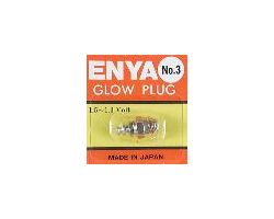 ENY3GP Enya No.3 Glow Plug (hot)