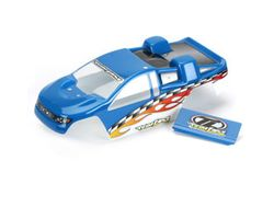 LOSB1002 Mini-T Painted Body: Blue