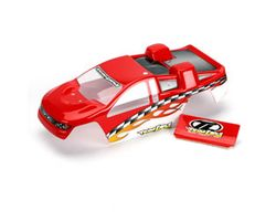 LOSB1003 Mini-T Painted Body: Red