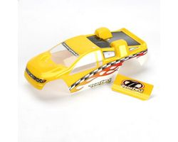 LOSB1005 Mini-T Painted Body: Yellow