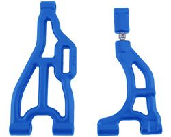 RPM73195 Adjustable upper & lower a arms suit lst (2) blue
