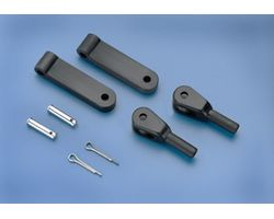 DBR879 Heavy Duty Control Arms & Clevises (.91 & Above)