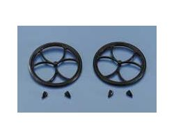 DBR250ML 2-1/2in Micro Lite Wheels  (1 pair per card)