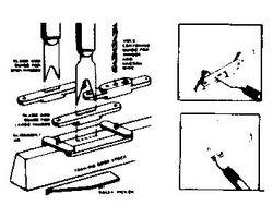 DBR216 Kwik-Hinge Slotter (1 pc per pack)