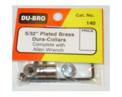 DBR140 Dura-Collars 5/32in (4 pcs per pack)