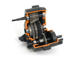 HPI-87218  HPI 3 speed transmission for savage ass