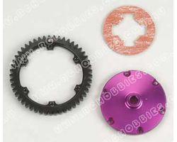 HPI-86807  HPI steel spur gear set 49 tooth