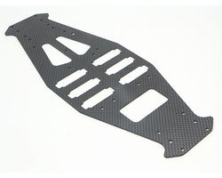 HPI-73829  HPI main chassis 25mm woven graphite