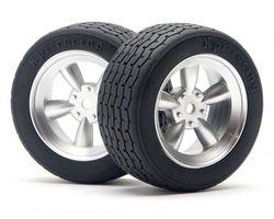 HPI-4797  HPI vintage racing tire 31mm d-compound VTA Legal