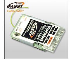 FUTR6004FF Futaba 2.4g receiver 4 ch Indoor/ park flyer