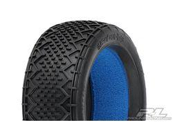 PR9036-17 Suburbs MC (Clay) Off-Road 1:8 Buggy Tires