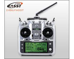 FUT12ZHR6014HSM2 12ZH Li-Ion 2.4G Heli inc R6014HS Receiver Mode 2