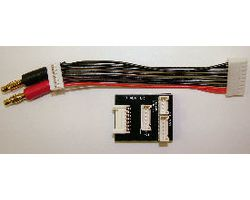 SJ-LCB6-FP Sj propo adapter board with conn