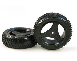 HBX-6588-P017 Front Wheel/Tire Combo