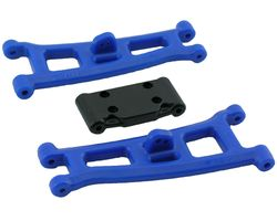RPM70765 Assoc. GT2 Front A-arms - Blue