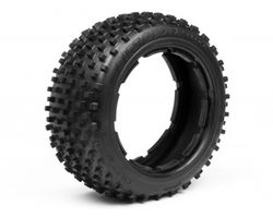 HPI-4848  dirt buster block tire m compound (170x60mm / 2pc