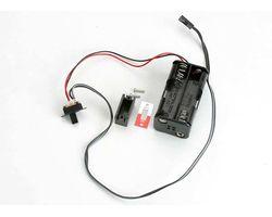 38-3170 Battery holder 4 cell (AKA TRX3170)