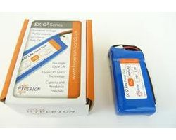 HP-LG345-0900-3S Hyperion G3 EX - 3S 900mAh (45C)