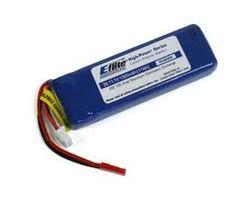 EFLB0998 E-flite Blade SR Lipo, 1000 mah, 11.1v, jst con