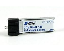EFLB0701S Blade Scout CX LiPo Battery 70mAh 1S 3.7V 14C