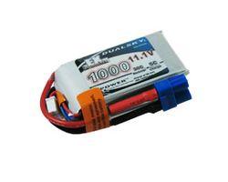 DSBXP10003EX Dualsky 11.1v 1000mah  5c charge lipo batt