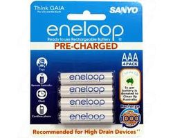 HR-4UTG-BP4 Eneloop 800mah sanyo aaa battery