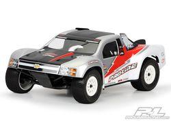 PR3365-00 Flo-Tek Chevy Silverado 1500 Clear Body