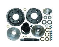 MV2252 1/8 2 speed conversion kit