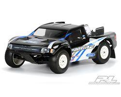 PR3344-00 Ford f-150 svt raptor clear body - short course