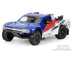 PR3350-00 Chevy Silverado 1500 PRO-2 Clear Body SC