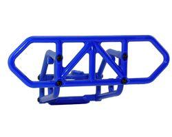 RPM80125 Blue Rear Bumper for the Traxxas Slash 4x4