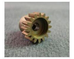RW0616 .6 module pinion 16 t.