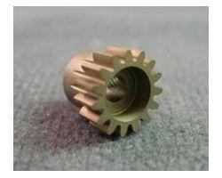 RW0615 .6 module pinion 15 t.