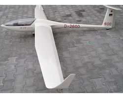 LETDG600 DG600 Glider 6 meter