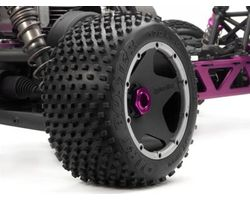 HPI-4737 Mounted dirt buster (s compound) baja 5b