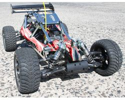 GV-CAGE Gv cage 1/8 scale 4wd buggy w/roll cage - rtr