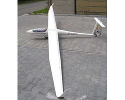 LETASH26 Ash 26 cfk glider HD Carbon Wing Joiner