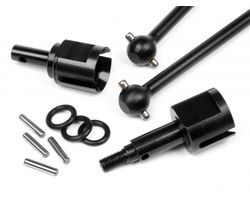 HPI-100415 Super heavy duty drive shaft/axle set