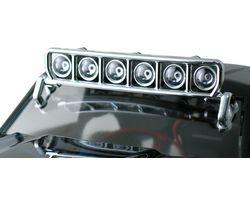 RPM80923 Roof Mounted Light Bar Set - Chrome
