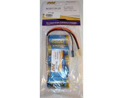 5/MH-SC4500F 6V 4500mAh NiMH Battery C/W Fut Conn+Leads